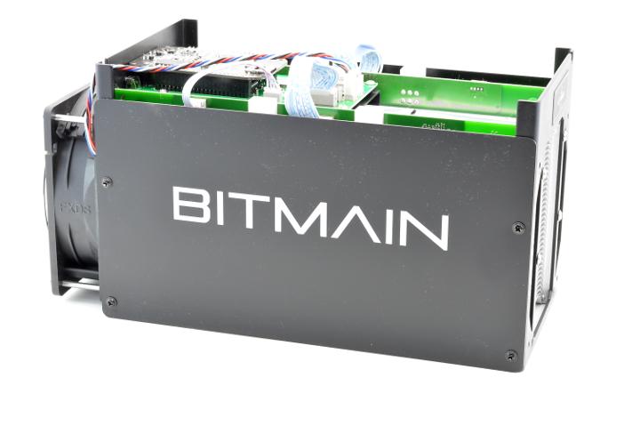 antminer s5 от bitmain