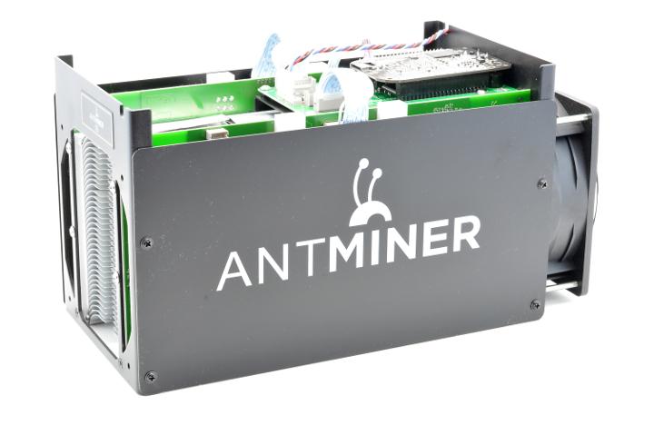 запуск antminer s5